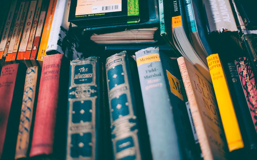 livros de finanças e investimento