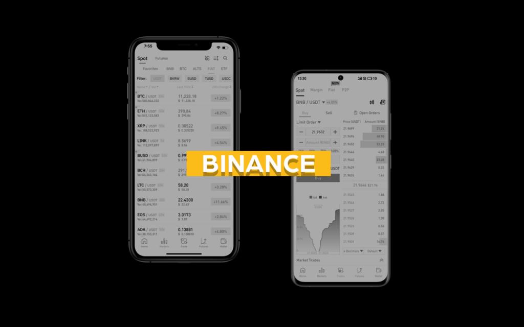 melhores apps de investimento binance