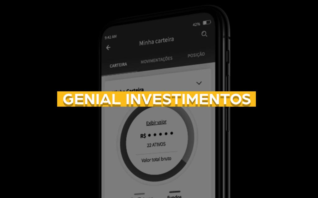 melhores apps de investimento genial