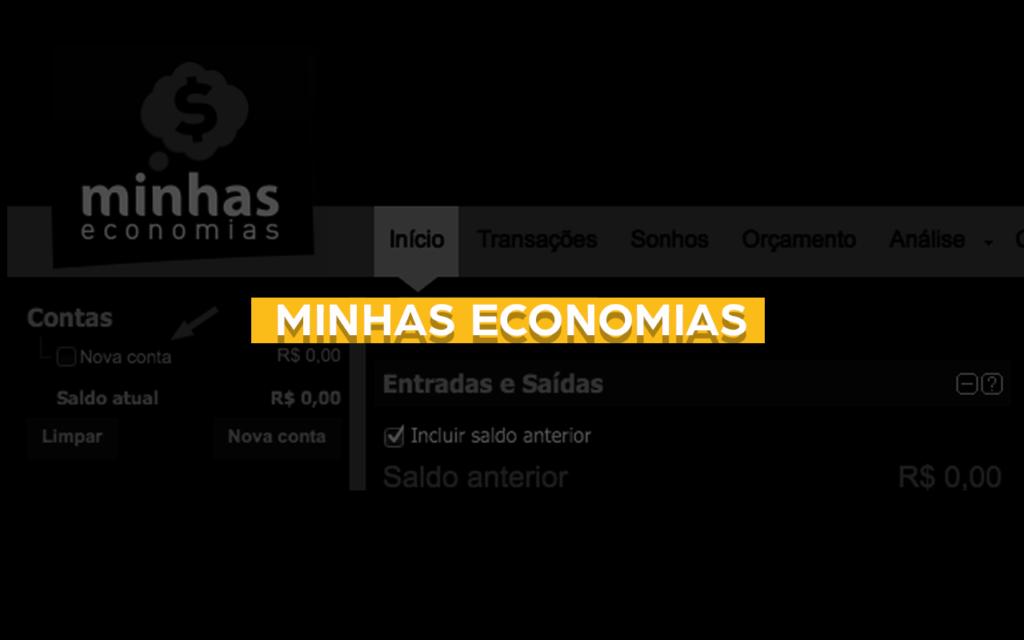 app de investimento minhas economias