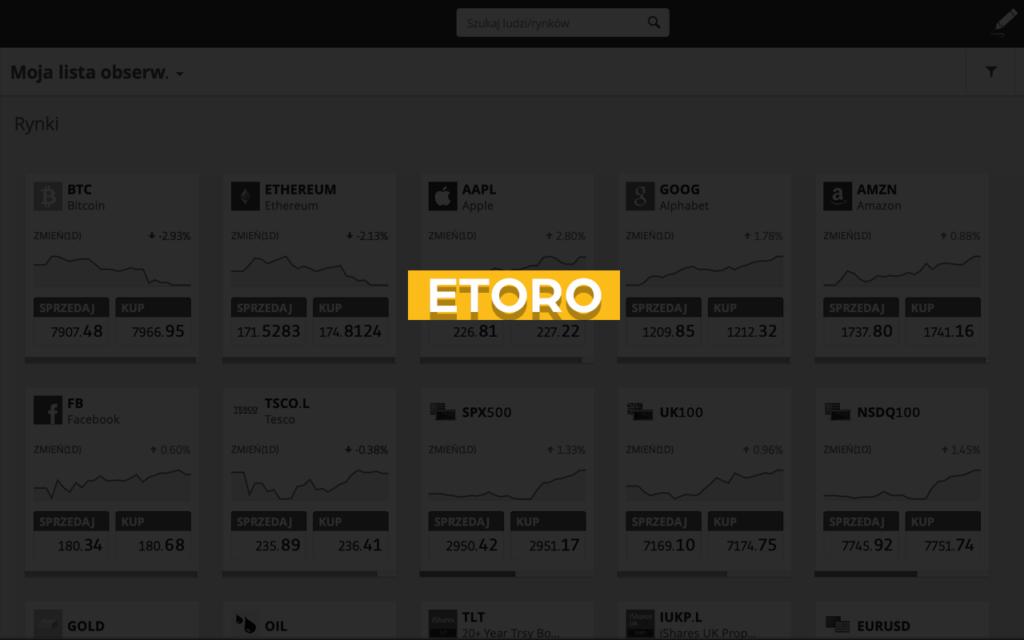 melhores apps de investimentos etoro