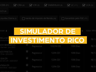 simulador de investimento rico