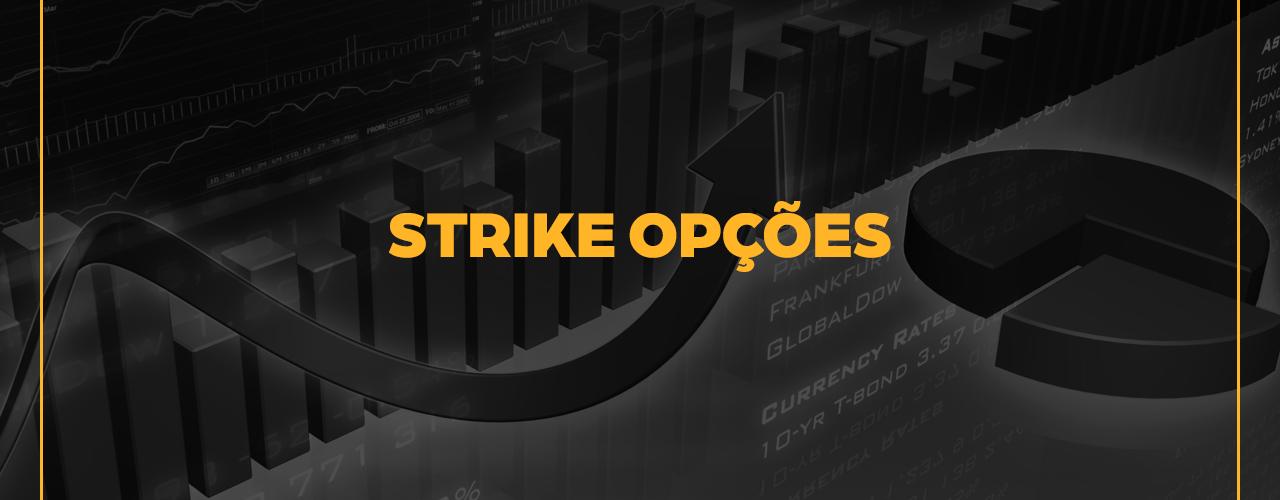 strike de opções